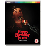 Produktbilde for Happy Birthday To Me (UK-import) (Blu-ray + DVD)
