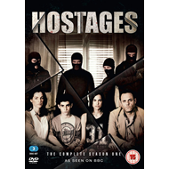 Hostages - Sesong 1 (UK-import) (DVD)
