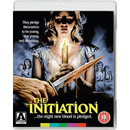 The Initiation (UK-import) (Blu-ray + DVD)
