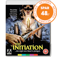 Produktbilde for The Initiation (UK-import) (Blu-ray + DVD)