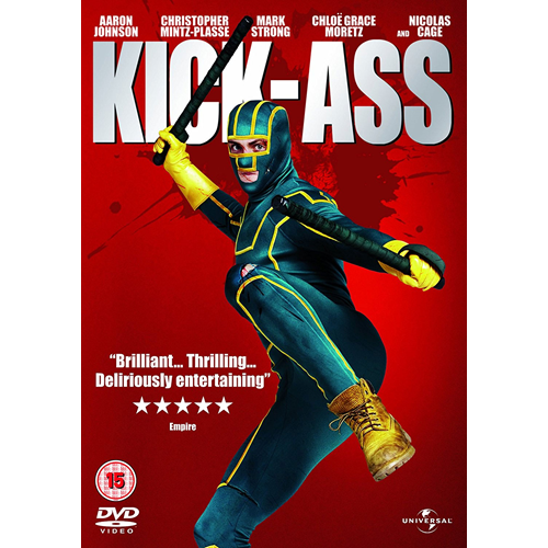 Kick-Ass (UK-import) (DVD)