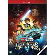 LEGO Star Wars - The Freemaker Adventures: Sesong 1 (DVD)