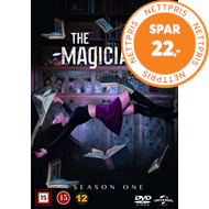 Produktbilde for The Magicians - Sesong 1 (DVD)