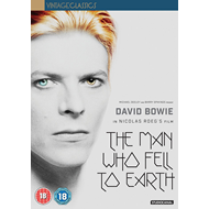 Produktbilde for The Man Who Fell To Earth (UK-import) (DVD)