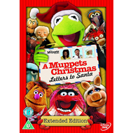 A Muppet Christmas - Letters To Santa (UK-import) (DVD)