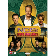 NCIS - New Orleans - Sesong 2 (DVD)