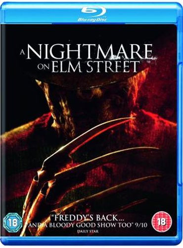 A Nightmare On Elm Street (UK-import) (BLU-RAY)