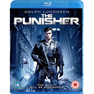 The Punisher (UK-import) (BLU-RAY)