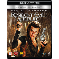 Produktbilde for Resident Evil: Afterlife (4K Ultra HD + Blu-ray)