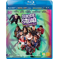 Suicide Squad - Extended Cut (BLU-RAY)