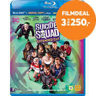Produktbilde for Suicide Squad - Extended Cut (BLU-RAY)