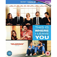 This Is Where I Leave You (UK-import) (BLU-RAY)