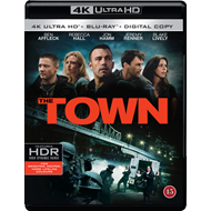 The Town (4K Ultra HD + Blu-ray)