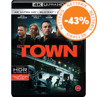 Produktbilde for The Town (4K Ultra HD + Blu-ray)