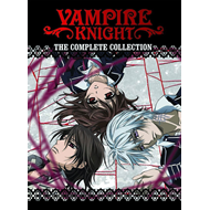Vampire Knight - The Complete Collection (DVD - SONE 1)
