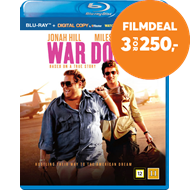 Produktbilde for War Dogs (BLU-RAY)