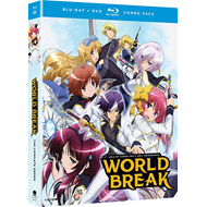 orld Break: Aria of Curse a Holy Swordsman - The Complete Series (Blu-ray + DVD)