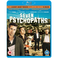 Seven Psychopats (UK-import) (BLU-RAY)