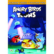 Angry Birds Toons - Sesong 3 Volum 2 (DVD)