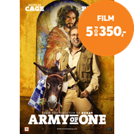 Produktbilde for Army Of One (DVD)