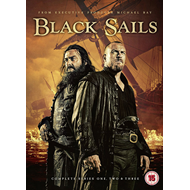 Black Sails - Sesong 1 - 3 (UK-import) (DVD)