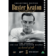 Produktbilde for Buster Keaton - Collectors Edition (DVD)