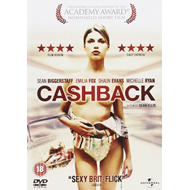Cashback (UK-import) (DVD)