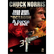Produktbilde for Chuck Norris - 3 Actionbox (DVD)