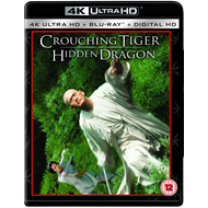Crouching Tiger, Hidden Dragon (UK-import) (4K Ultra HD + Blu-ray)