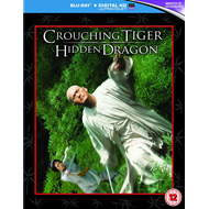 Crouching Tiger, Hidden Dragon (UK-import) (BLU-RAY)
