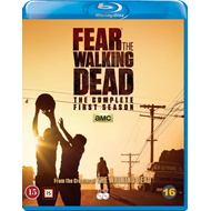 Produktbilde for Fear The Walking Dead - Sesong 1 (BLU-RAY)