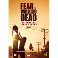 Fear The Walking Dead - Sesong 1 (DVD)