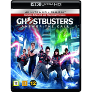 Ghostbusters - Extended Edition (4K Ultra HD + Blu-ray)