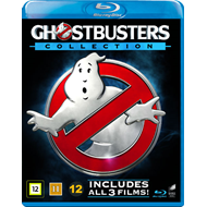 Ghostbusters Collection (BLU-RAY)