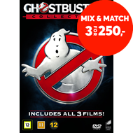 Produktbilde for Ghostbusters Collection (DVD)