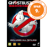Produktbilde for Ghostbusters Collection (DK-import) (DVD)