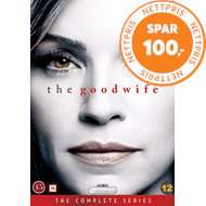 Produktbilde for The Good Wife - The Complete Series (DVD)