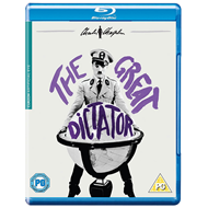 The Great Dictator (UK-import) (Blu-ray + DVD)