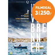 Produktbilde for Havet Brenner (DVD)
