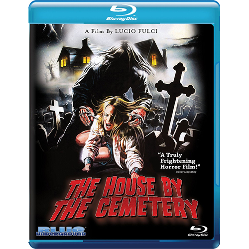 The House By The Cemetery (BLU-RAY)