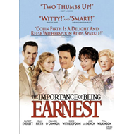 The Importance Of Being Earnest (DVD - SONE 1)