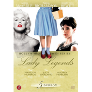 Lady Legends (DVD)