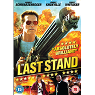 The Last Stand (UK-import) (DVD)