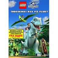 LEGO Jurassic World - The Indominus Escape (DVD)