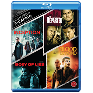 Leonardo DiCaprio Collection (BLU-RAY)