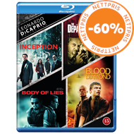 Produktbilde for Leonardo DiCaprio Collection (BLU-RAY)