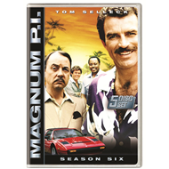 Magnum P.I. - Sesong 6 (DVD - SONE 1)