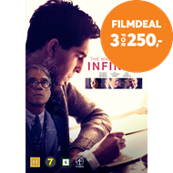 Produktbilde for The Man Who Knew Infinity (DVD)