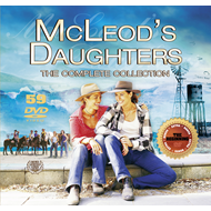McLeod's Daughters - The Complete Series (DVD)