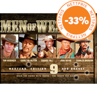 Produktbilde for Men Of Western (DVD)